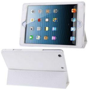 Housse ipad mini étui de protection intégrale support Blanc 7.9 pouces