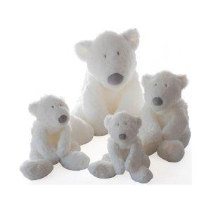 P'timo 22 blanc, ours polair bebe