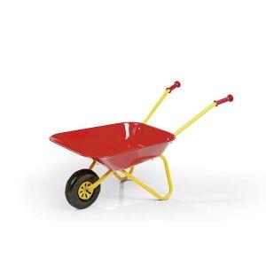Rolly Toys 270804 Brouette métallique rouge