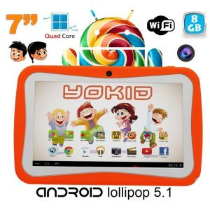 Tablette enfant éducative Android 7'' 8Go