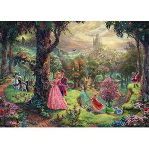 Puzzle 1000 pièces : Disney : La Belle au bois dormant