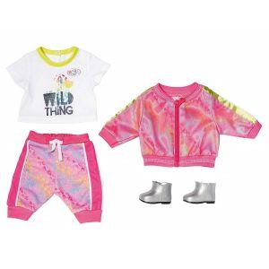 BABY Born Deluxe Trendiges Pink Set 43cm