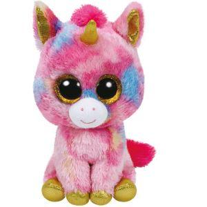 Beanie Boo's - Peluche Fantasia Licorne 15 cm - JURTY36158