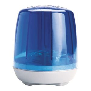 RollyFlasklight Blue - Gyrophare pour véhicules Rolly Toys