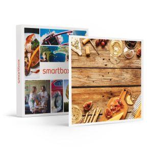 Smartbox - Tour gastronomique pédestre de 3h30 avec un expert culinaire local - Coffret Cadeau Gastronomie