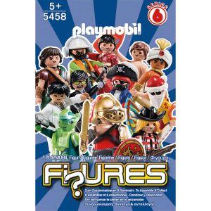 Figures Garçons Série 6 - PLA5458