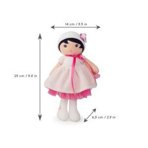 Tendresse - Ma 1ère poupée en tissu Perle K 25 cm - JURK962082