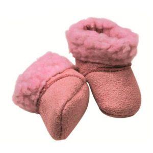 Vêtements pour poupée de 30 à 33 cm : Bottes roses