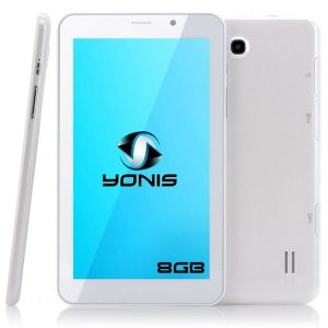 Tablette 3G 7 pouces Android 1GB RAM 8Go