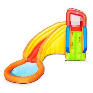 Aire de jeux avec toboggan et pataugeoire Bestway Splash Tower