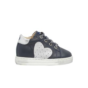 Baskets  en cuir  HEART
