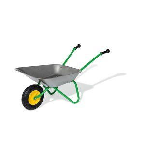 Rolly Toys 271757 Brouette métallique avec pneumatique à air