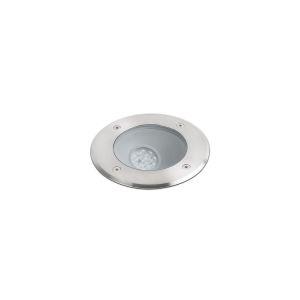 Spot encastrable extérieur Salt LED IP67 - Inox