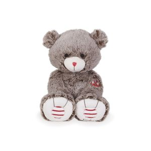 Rouge Kaloo - Peluche Ours Cacao 31 cm - JURK963525