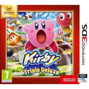 Kirby : Triple Deluxe - Nintendo Selects 3DS