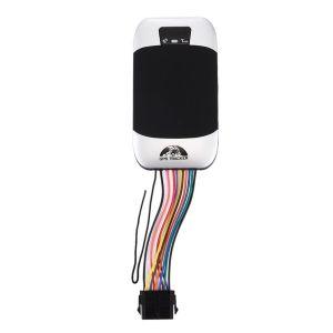 Mini traceur GPS antivol voiture camping car SOS Micro espion GSM noir et blanc