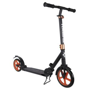 Trottinette pliable double suspension