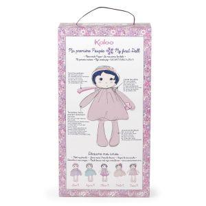 Tendresse - Ma 1ère poupée en tissu Perle K 32 cm - JURK962076