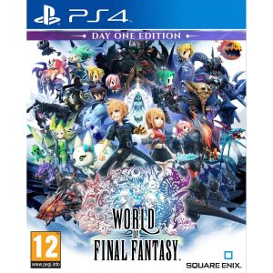 World of Final Fantasy - Day One Edition PS4
