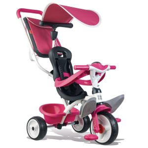 Tricycle Baby Balade 2 Rose - SMO741101