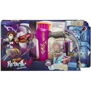 Nerf Rebelle - Charmed Arc Indomptable (fléchettes) - HASB1697EU40