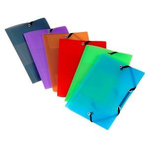 Lot de 25 Pochettes en plastique format poche 12 x 16 cm