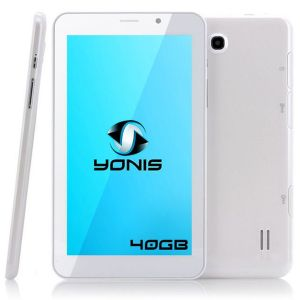 Tablette 3G 7 pouces Android 1GB RAM 40Go