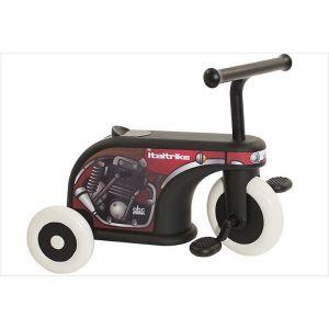 Porteur tricycle bébé moto