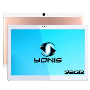 Tablette 4G Android 7.0 Ips Double Sim 10 Pouces 2Go Ram Octa Core 1.3 Ghz 32 Go