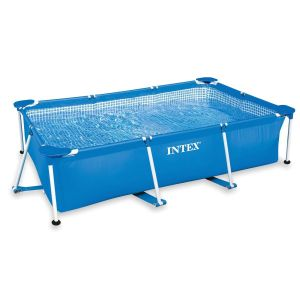 Piscine tubulaire rectangulaire 2,20 x 1,50 x 0,60 m - Intex