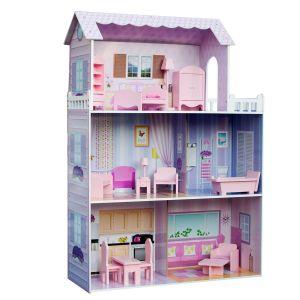 Maison de poupée en bois Dream Land