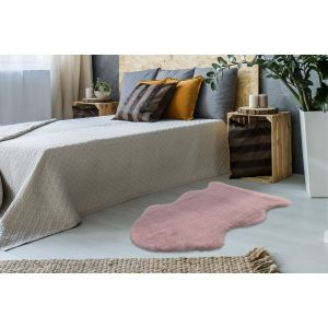 Tapis Peau de mouton Descente De Lit Soft Shaggy