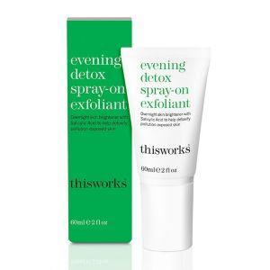 Evening Detox Spray Exfoliant 60ml