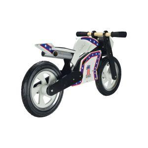 Draisienne moto Evel Knievel
