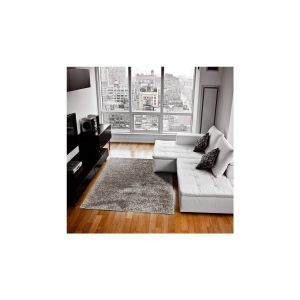 Tapis longues mèches  SHAGGY MELANGE - polyester