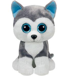Beanie Boo's - Peluche Slush Chien 15 cm - JURTY36006