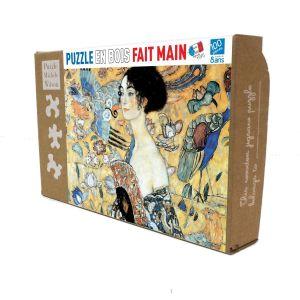 La dame à l'éventail de Klimt