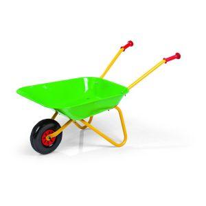 Rolly Toys 27 190 0 Brouette métallique verte