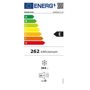 Congélateur coffre froid statique WHM39112