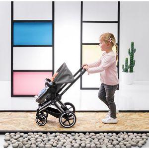 Bb36/42 cybex x corolle combo poussette 3 en 1