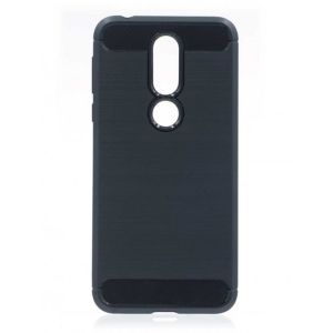 Coque Souple Bi-matière Pour Nokia 5.1 Plus