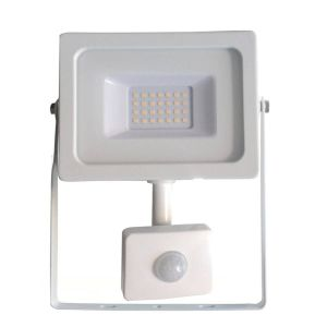Projecteur extérieur Led SANPORT à détecteur de mouvement en métal