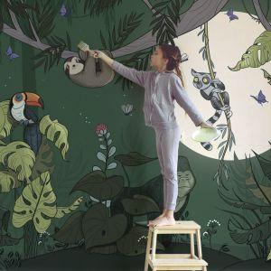 Papier peint panoramique Jungle  s