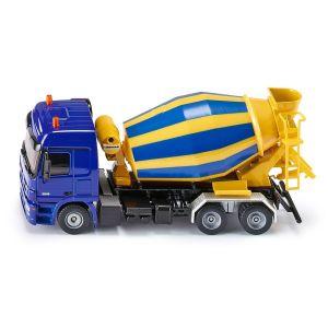Modèle réduit en métal : Toupie à béton