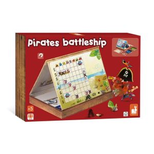Bataille navale pirates