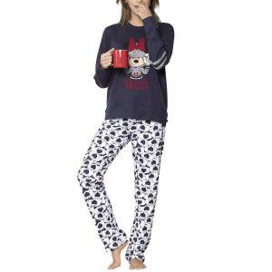 Pyjama peluche Minnie Heads DISNEY