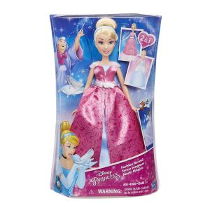Disney princess - cendrillon tenue magique