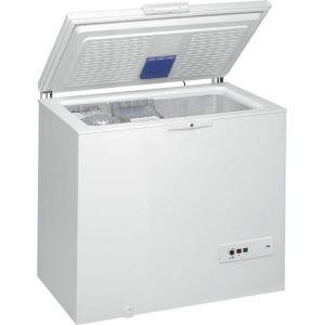 Congélateur coffre froid statique WHM311122