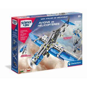 Atelier Mécanique : Avions et Hélicoptères