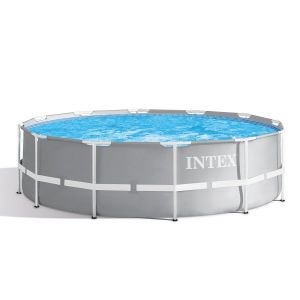 Piscine tubulaire Prism Frame ronde 3,66 x 0,99 m